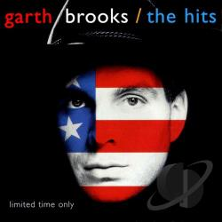 Brooks, Garth - Hits CD Cover Art