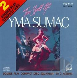 Sumac, Yma - Spell of Yma Sumac CD Cover Art