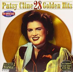 Cline, Patsy - 20 Golden Hits CD Cover Art