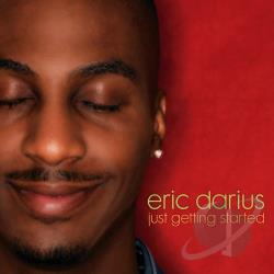 Darius, Eric - Just Getting Started CD Cover Art