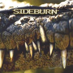 Sideburn - Crocodile CD Cover Art