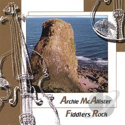 Mcallister, Archie - Fiddlers Rock CD Cover Art