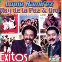 Ramirez, Louie - Exitos CD Cover Art