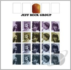 Beck, Jeff / Jeff Beck Group - Jeff Beck Group LP Cover Art