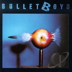 Bullet Boys - Bulletboys CD Cover Art