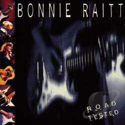 Raitt, Bonnie - Road Tested CD Cover Art
