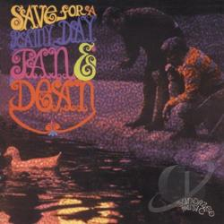 Jan & Dean - Save for a Rainy Day CD Cover Art