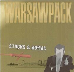 Warsawpack - Stocks and Bombs CD Cover Art