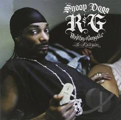 Snoop Dogg - R&G (Rhythm & Gangsta): The Masterpiece CD Cover Art