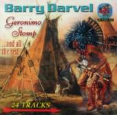 Darvel, Barry - Geronimo Stomp & All The Rest CD Cover Art