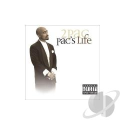 Tupac - Pac's Life CD Cover Art
