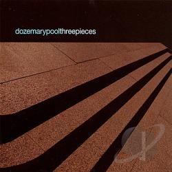 Dozemarypool - Three Pieces CD Cover Art