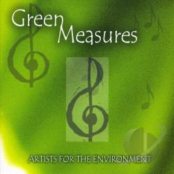 Green Measures: Artists For The Environment / Vari - Green Measures: Artists For The Environment / Vari CD Cover Art