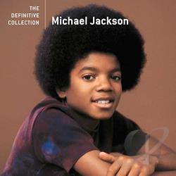 Jackson, Michael - Definitive Collection CD Cover Art