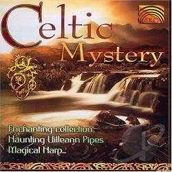 Celtic Mystery CD Cover Art