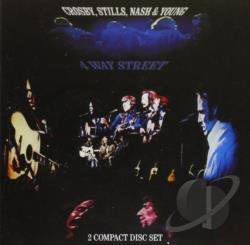 Crosby, Stills, Nash & Young - 4 Way Street