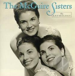 McGuire Sisters - Anthology CD Cover Art