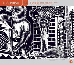 Phish - Live Phish, Vol. 05 CD Cover Art