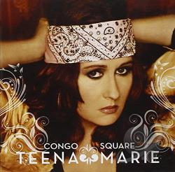 Marie, Teena - Congo Square CD Cover Art