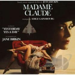 Gainsbourg, Serge - Madame Claude CD Cover Art