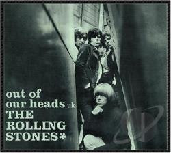 Rolling Stones - Out Of Our Heads LP Cover Art
