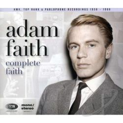 Faith, Adam - Complete Faith: 1958-1968 CD Cover Art