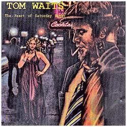 Waits, Tom - Heart of Saturday Night CD Cover Art