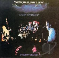 Crosby, Stills, Nash & Young - 4 Way Street CS Cover Art