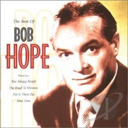 Hope, Bob - Thanks for the Memory: The Best of Bob Hope CD Cover Art