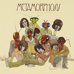 Rolling Stones - Metamorphosis CD Cover Art