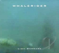 Gerrard, Lisa - Whale Rider CD Cover Art