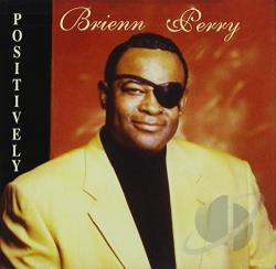 Perry, Brienn - Positively CD Cover Art