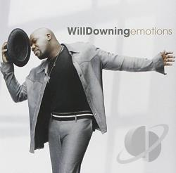 Downing, Will - Emotions CD Cover Art