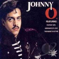 Johnny O. - Johnny O CD Cover Art
