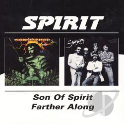 Spirit - Son of Spirit/Farther Along CD Cover Art