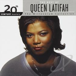 Queen Latifah - 20th Century Masters - The Millennium Collection: The Best of Queen Latifah CD Cover Art
