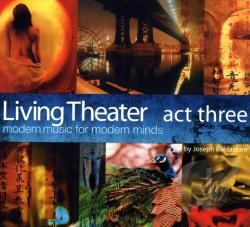 Living Theater - Living Theater-Act Three CD Cover Art