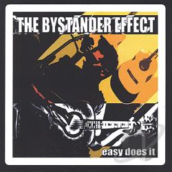 Bystander Effect - Easy Does It CD Cover Art
