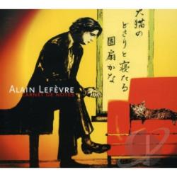 Lefevre, Alain - Carnet de Notes CD Cover Art