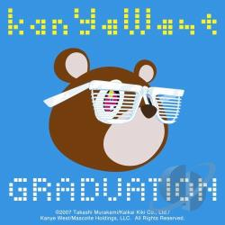 West, Kanye - Graduation CD Cover Art