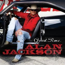 Jackson, Alan - Good Time CD Cover Art