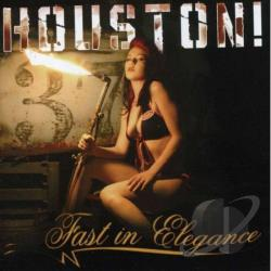 Houston - Fast In Elegance CD Cover Art