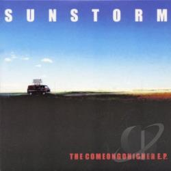 Sunstorm - Come On Go Higher EP DS Cover Art