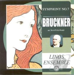 Bruckner - Symphony 7 In E CD Cover Art