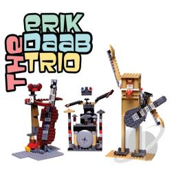 Erik Daab Trio - Erik Daab Trio CD Cover Art