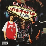 Romero - Clik-One Presents Romero & Brown Steppin' Up Game DB Cover Art