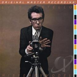 Costello, Elvis / Costello, Elvis & The Attractions - This Year's Model LP Cover Art