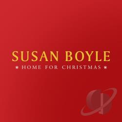 Boyle, Susan - Home for Christmas CD Cover Art