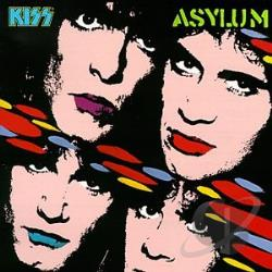 Kiss - Asylum CD Cover Art