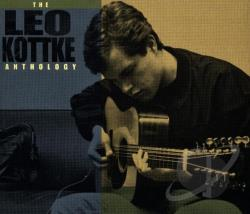 Kottke, Leo - Leo Kottke Anthology CD Cover Art